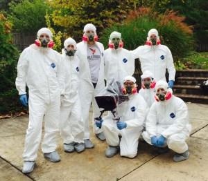 biohazard crew