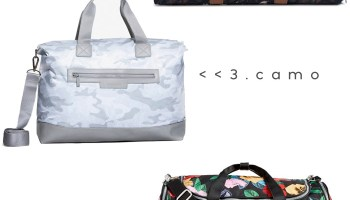 Cute Gym Bags That Are Anything But Basic Part II