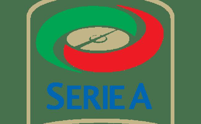 Serie A Vector Logo Free