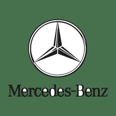 Mercedes-Benz vector logo download free