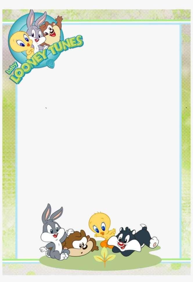 Baby Looney Tunes Shower