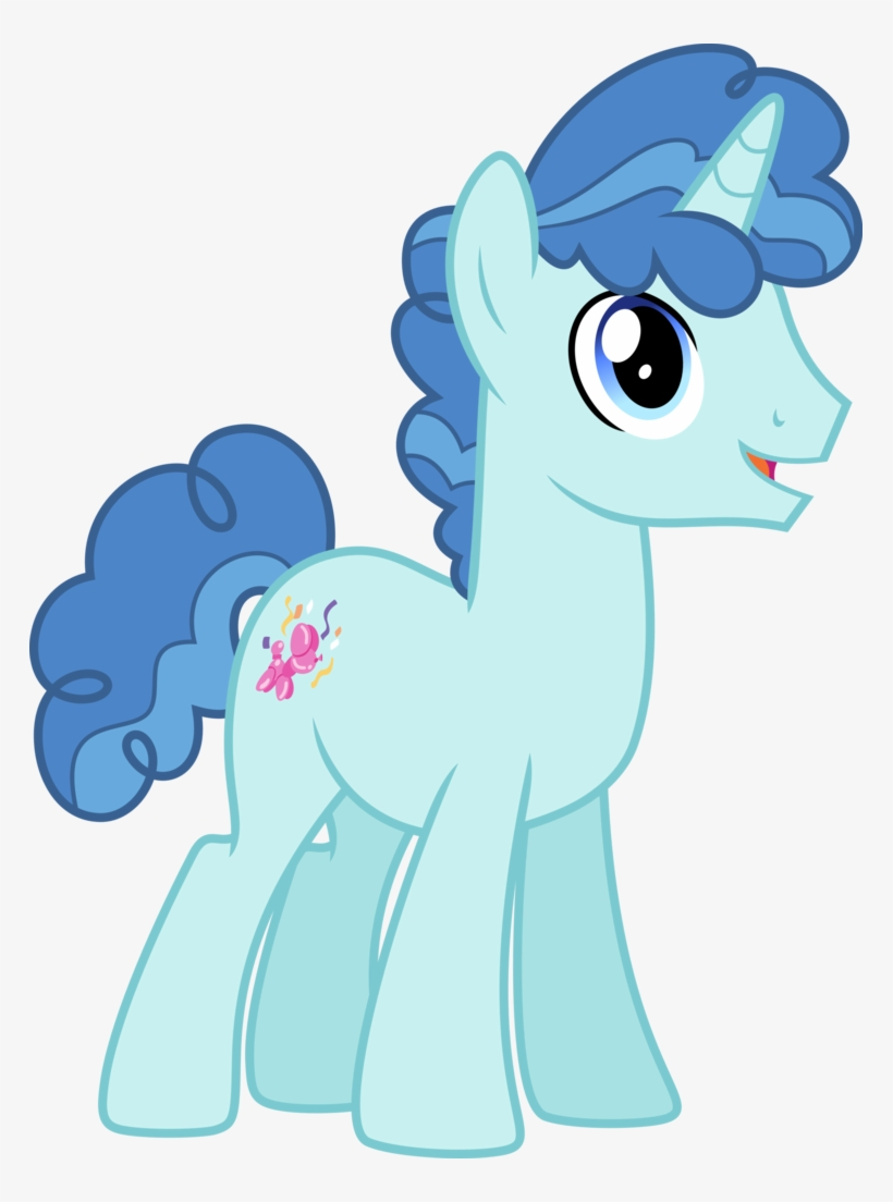 unicorn vector pony mlp