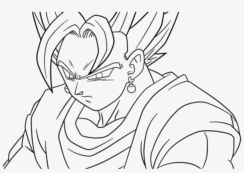 Dibujos Para Colorear Goku Ultra Instinto Goku Ultra