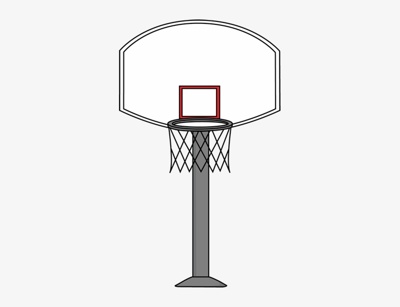 Basketball Board Ring Clipart Png Draw A Basketball Goal Png Image Transparent Png Free Download On Seekpng