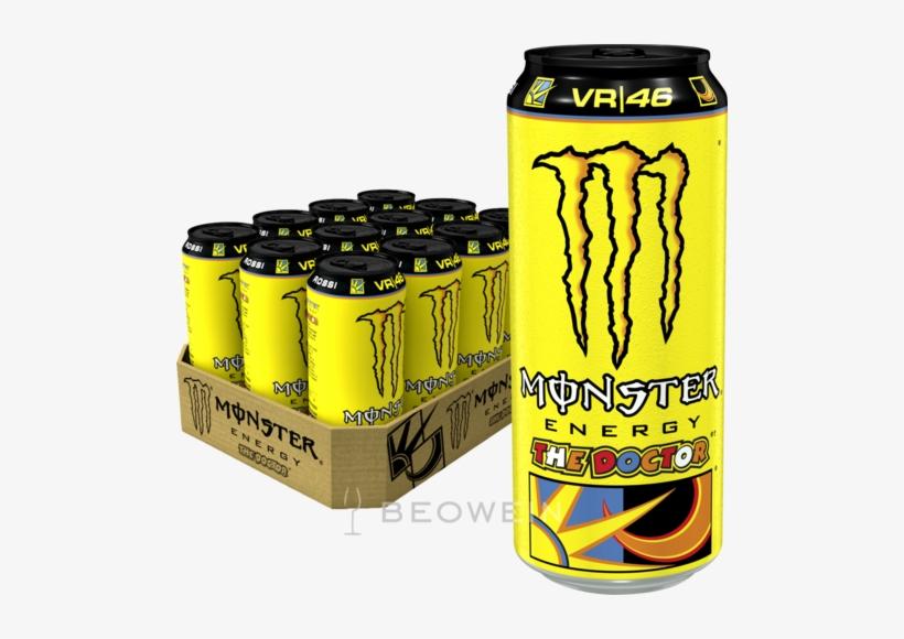 monster energy the doctor