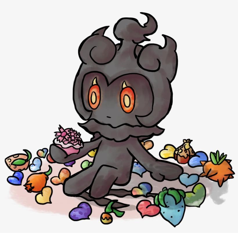 marshadow is cute cute