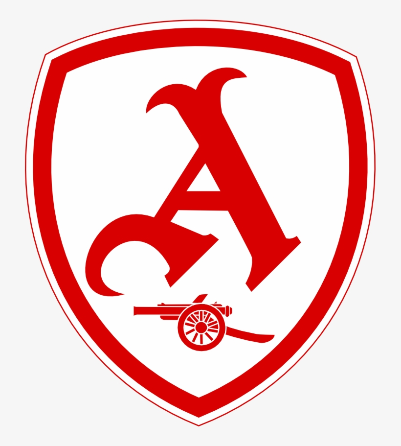 arsenal badge using elements