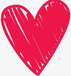 royalty free stock doodle clipart love heart scribble heart clipart [ 820 x 980 Pixel ]
