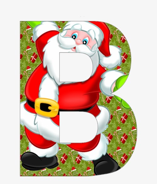 small resolution of christmas alphabet letter clipart