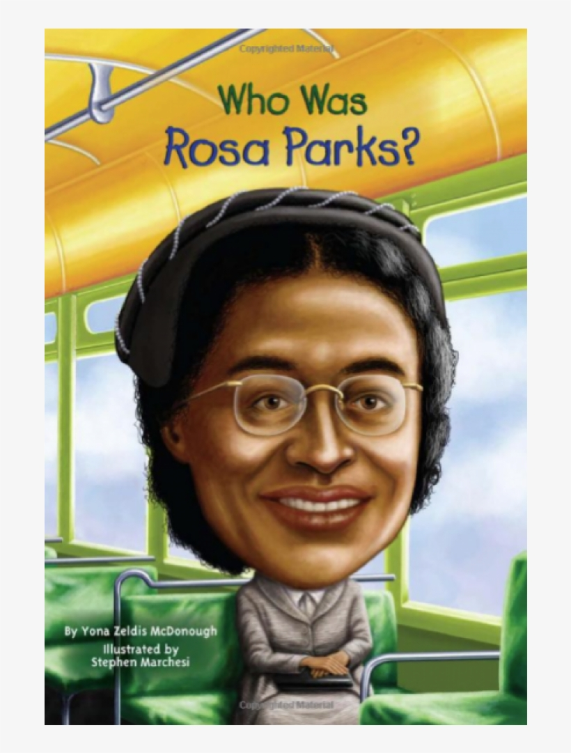 hight resolution of rosa parks
