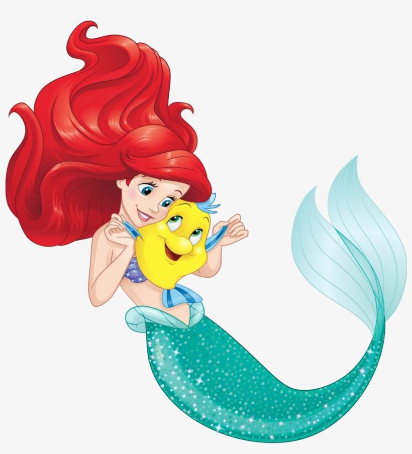 Disney Princess Ariel Disney Girls Disney Art Disney Ariel And Flounder Png Png Image Transparent Png Free Download On Seekpng