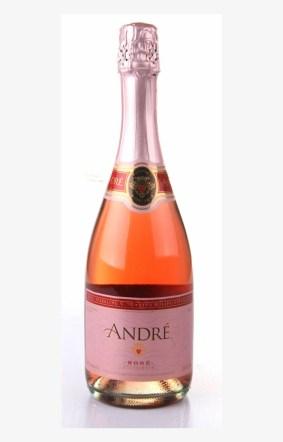 Andre Rose 75cl * 12 Andre Rose 75cl * PNG Image | Transparent PNG ...