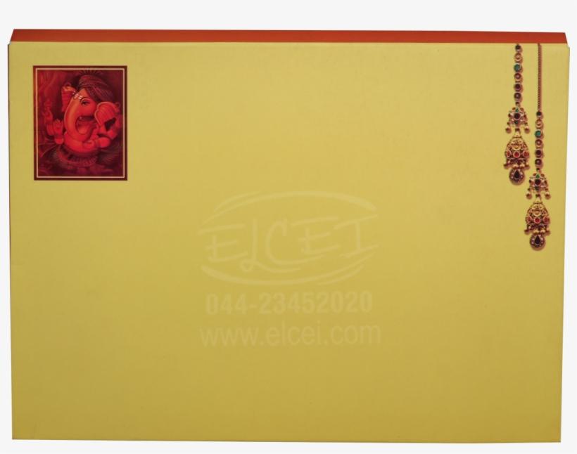 home hindu wedding cards padding card