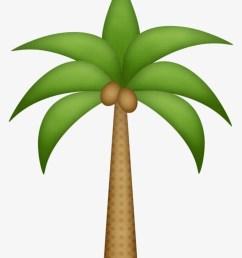 luau clipart green palm leaf frames illustrations hd coqueiro para imprimir [ 820 x 1104 Pixel ]