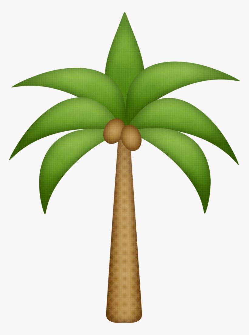 medium resolution of luau clipart green palm leaf frames illustrations hd coqueiro para imprimir
