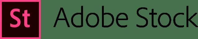 logo adobe stock - rekomendasi stok gambar dan video