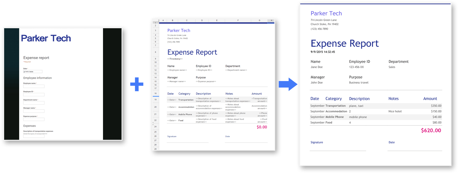 Managing money can be hard. Google Docs Reportate Form Publisher Sheets Expense Google Docs Report Template Full Size Png Download Seekpng