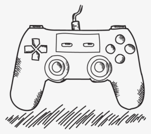 Joystick Vector Png Clipart Playstation Joystick Game