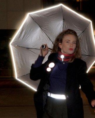 Refleksparaplyer