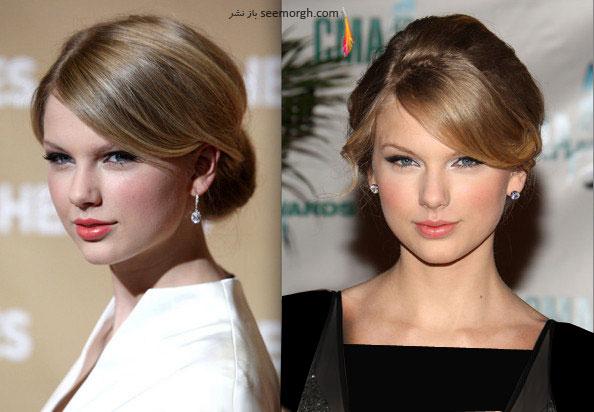 مدلهای موی تیلور سویفت