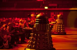 Doctor Who concert tour wows Wembley audiences