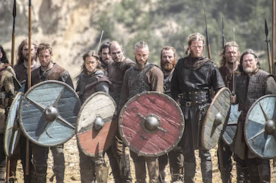 The service includes instant access to Amazon's Vikings drama series.