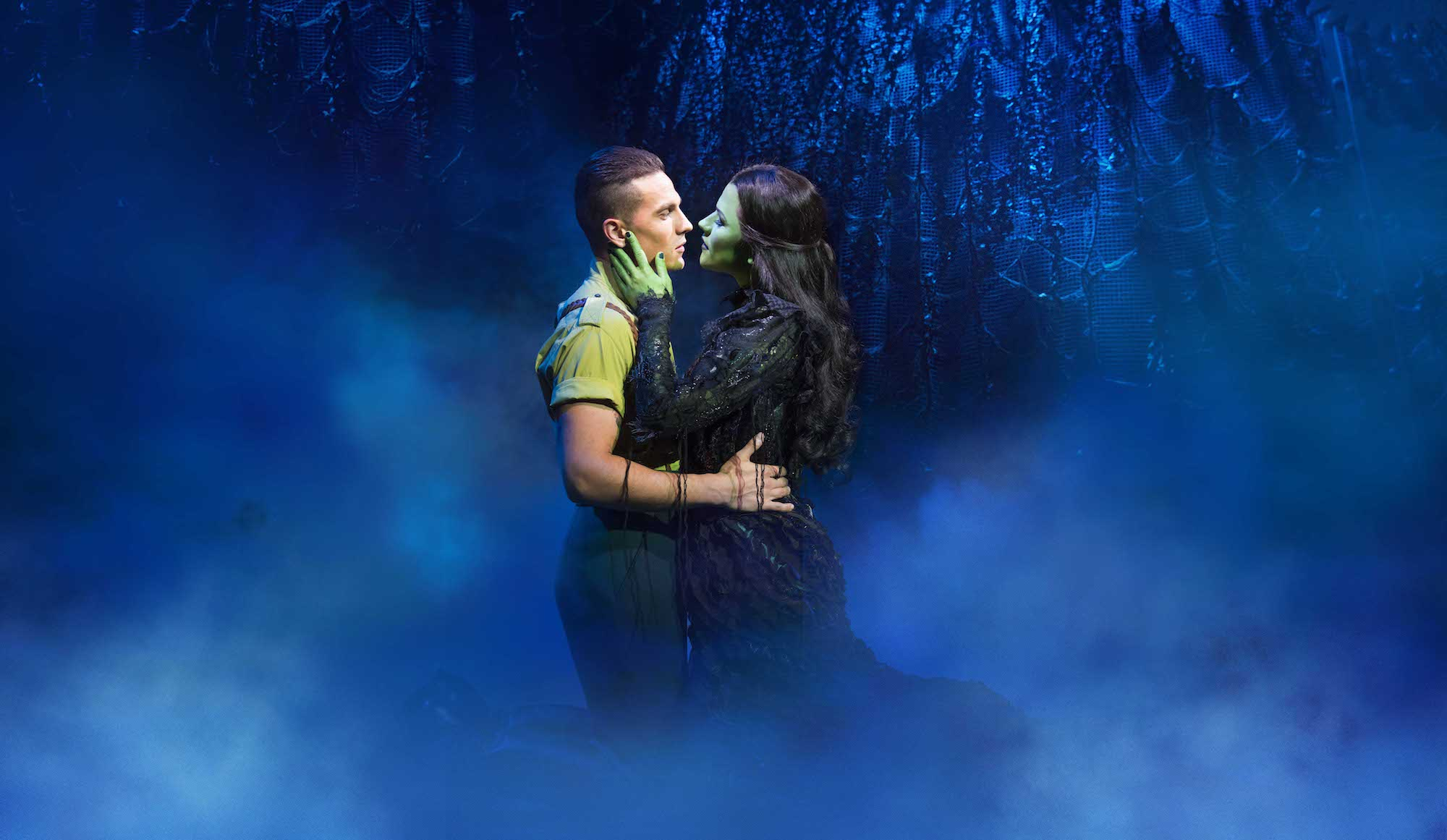 Wicked On Tour Cast