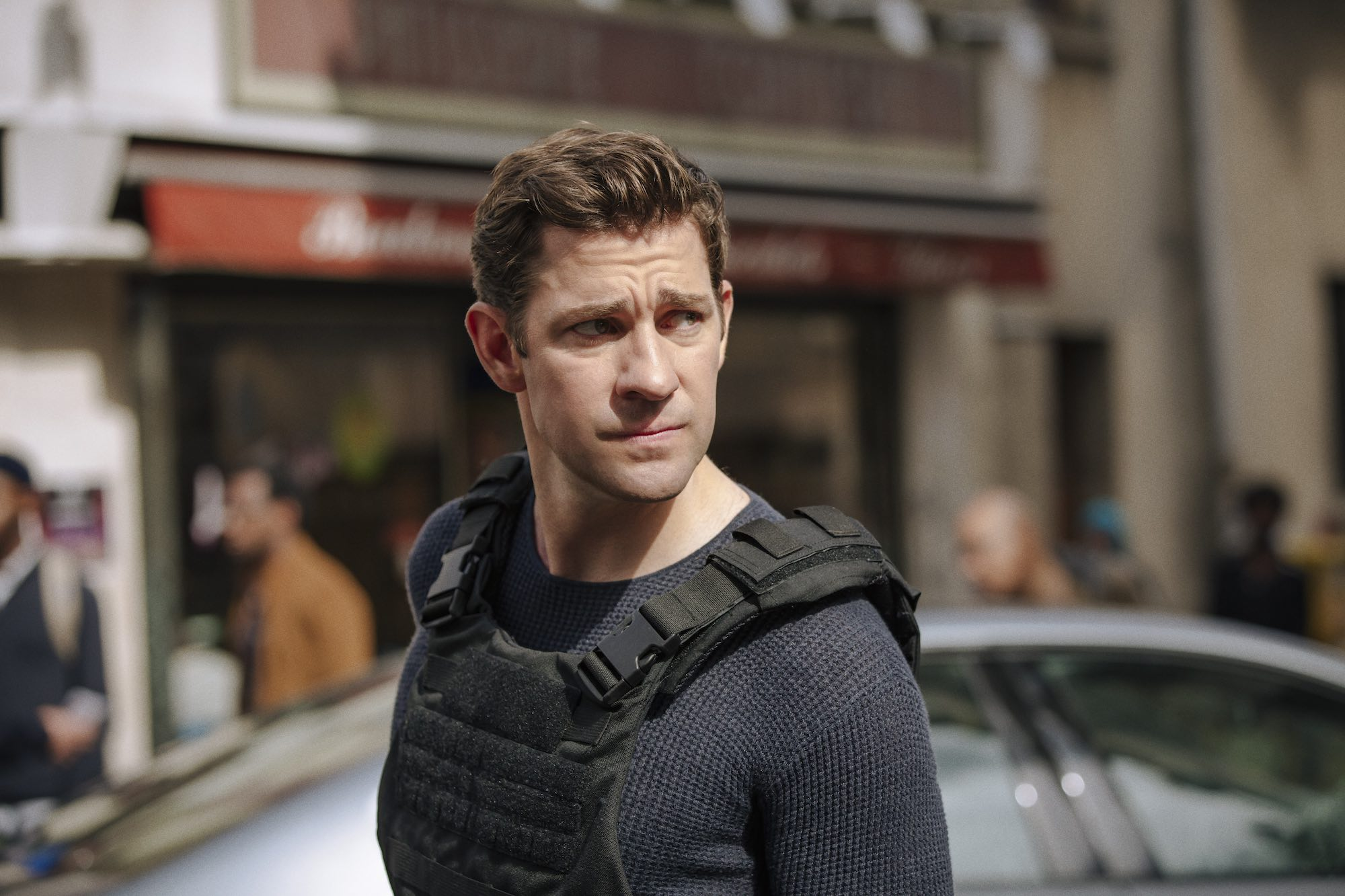 Tom Clancy's Jack Ryan: Amazon Previews John Krasinski Drama, Premiere Date Revealed