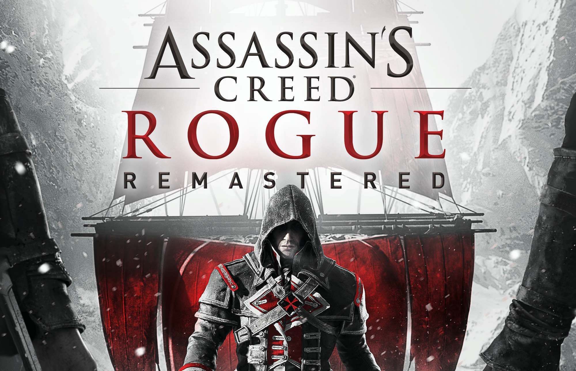 Assassin's Creed Rogue Remastered Officially Announce, Out in March on PS4
