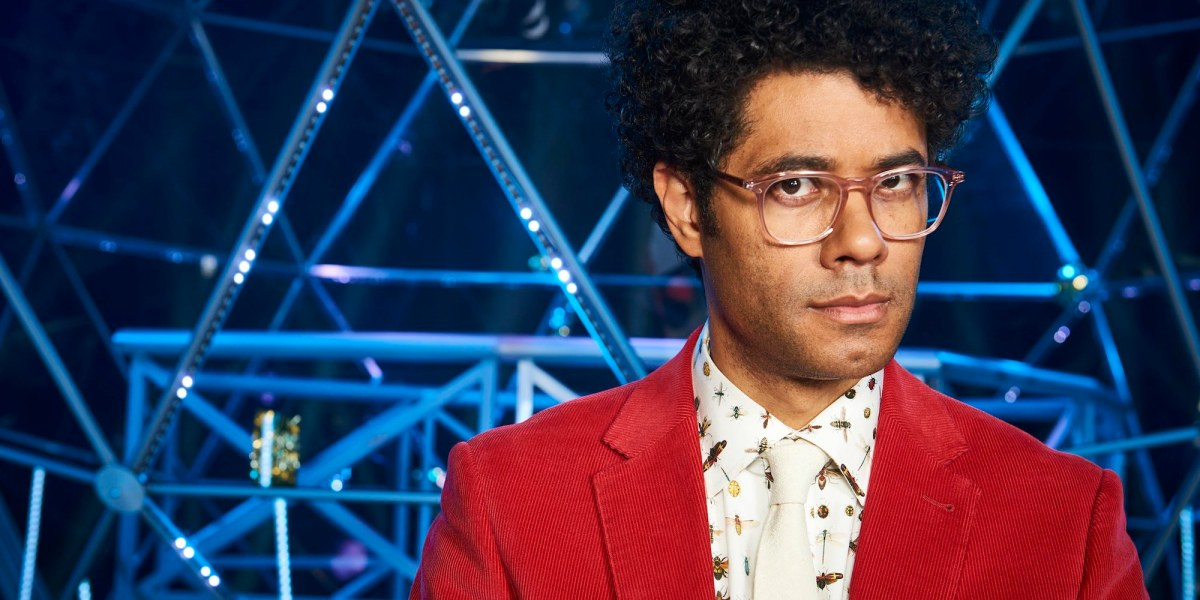 The Crystal Maze returns this weekend