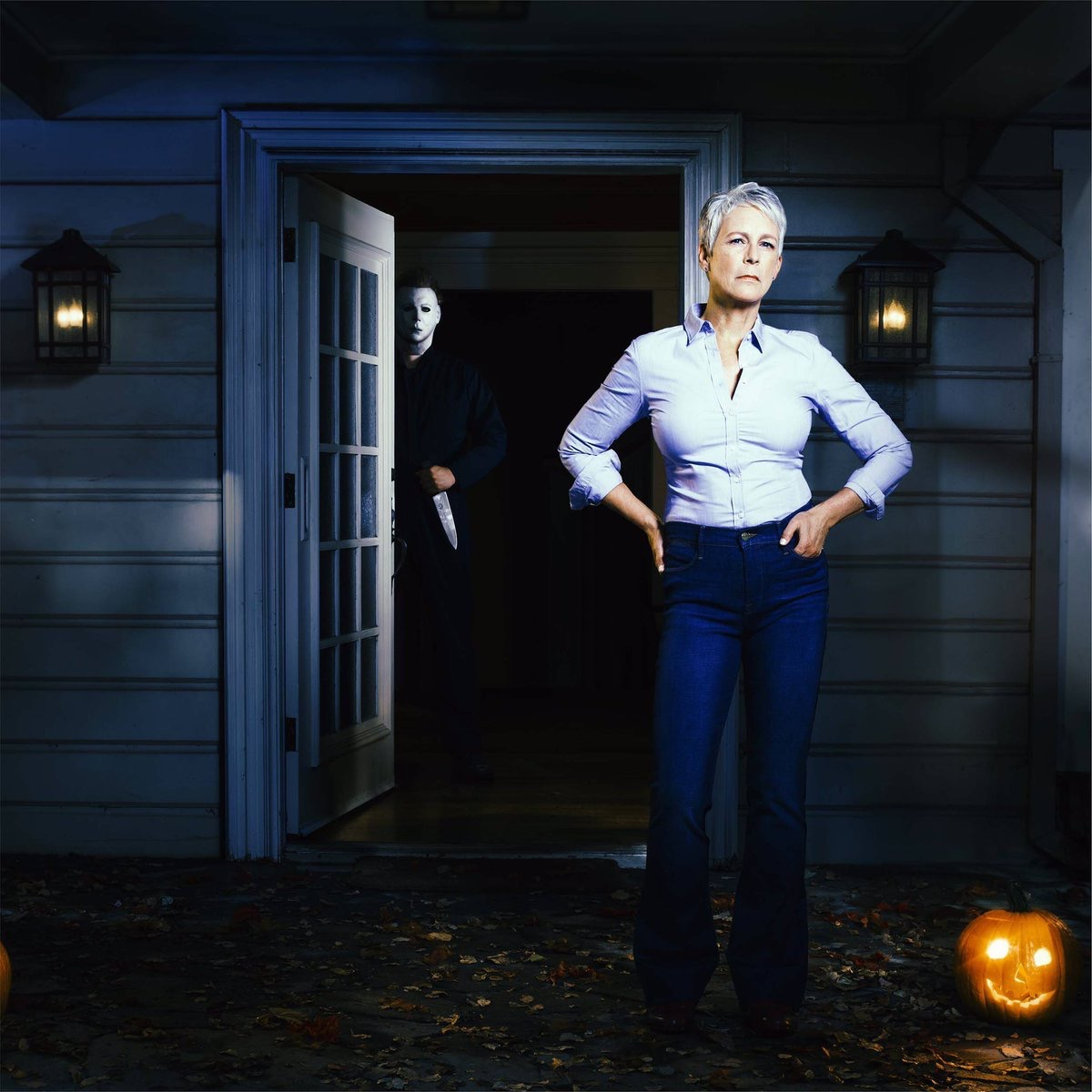 Jamie Lee Curtis Returns to Haddonfield in Blumhouse's Halloween!