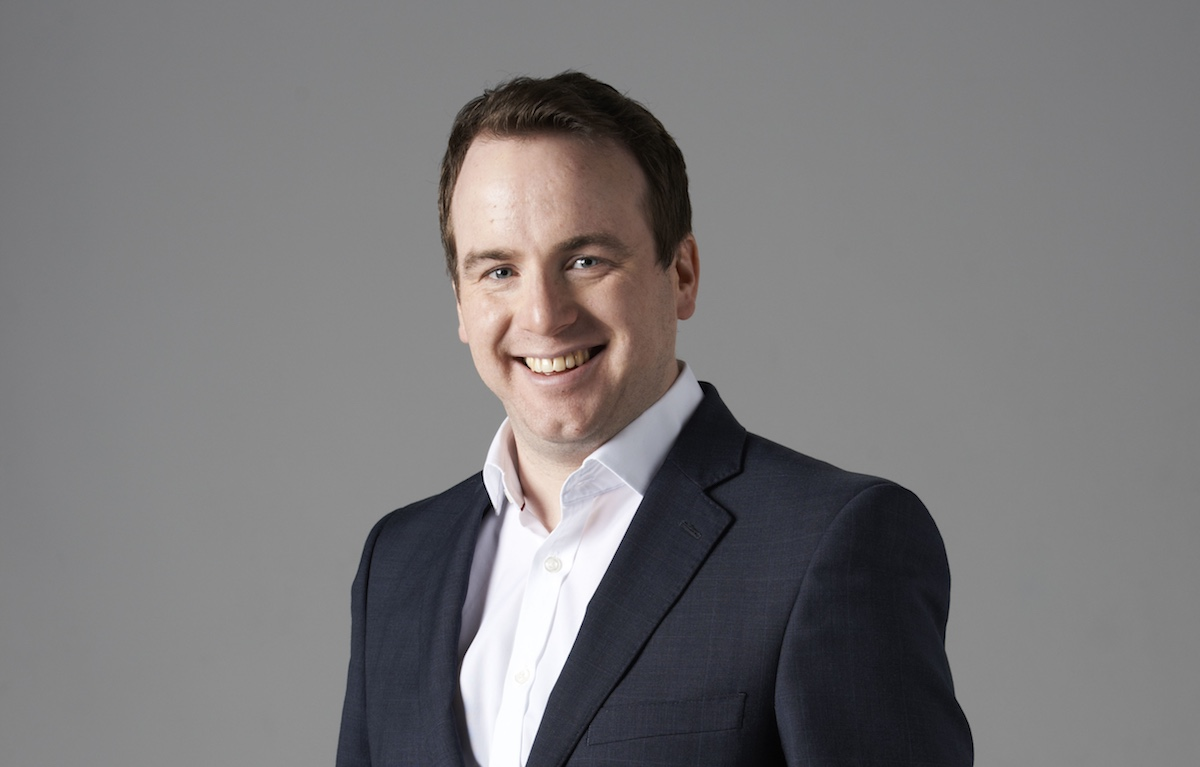 Matt Forde will present the series for UKTV's Dave. Image: Avalon