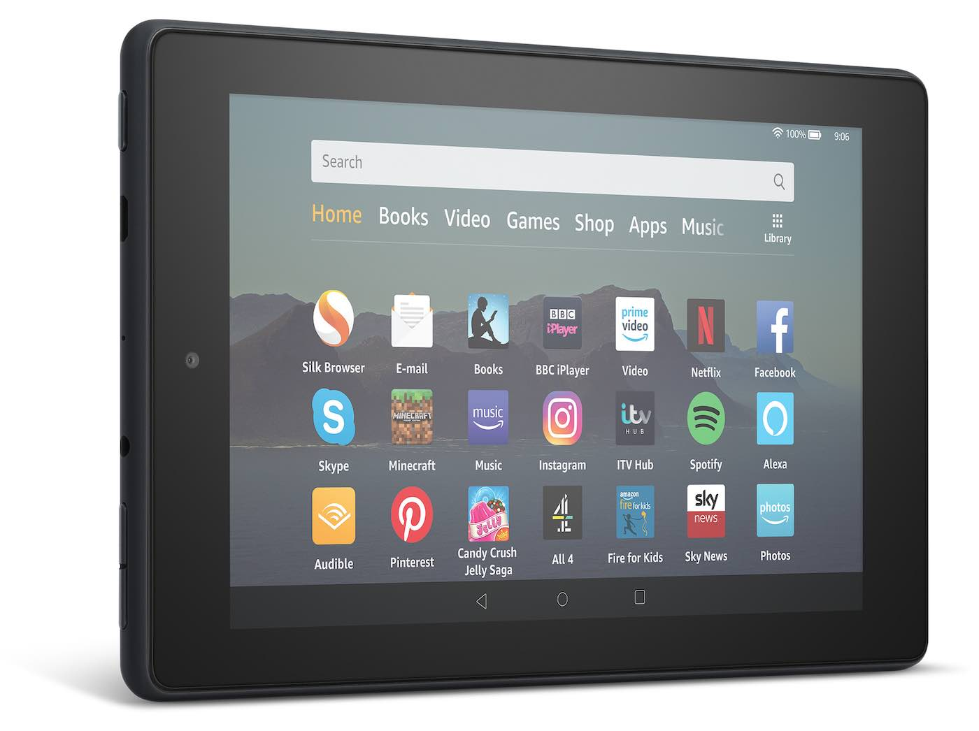 Amazon boosts processor and storage on Fire 7 tablet – SEENIT