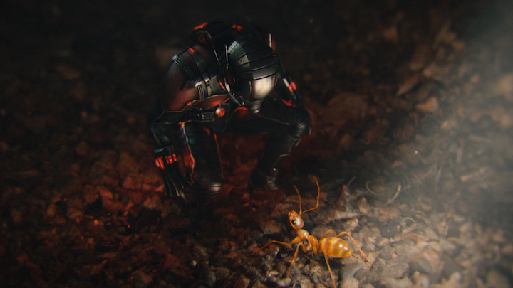 Marvel's Ant-Man..Scott Lang/Ant-Man (Paul Rudd)..Photo Credit: Film Frame..? Marvel 2015