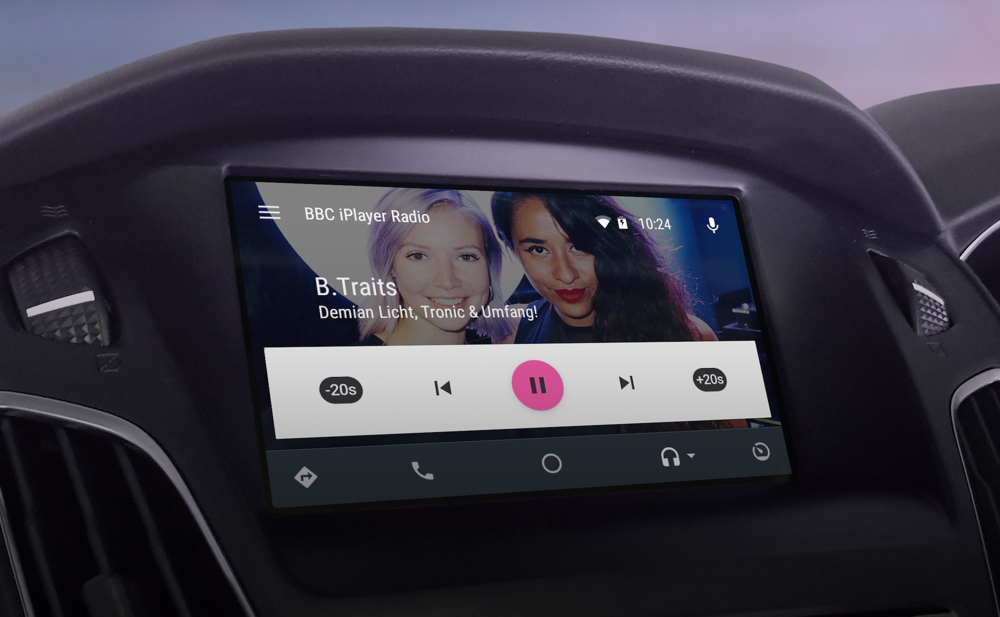 BBC launches iPlayer Radio app for Android Auto and Apple