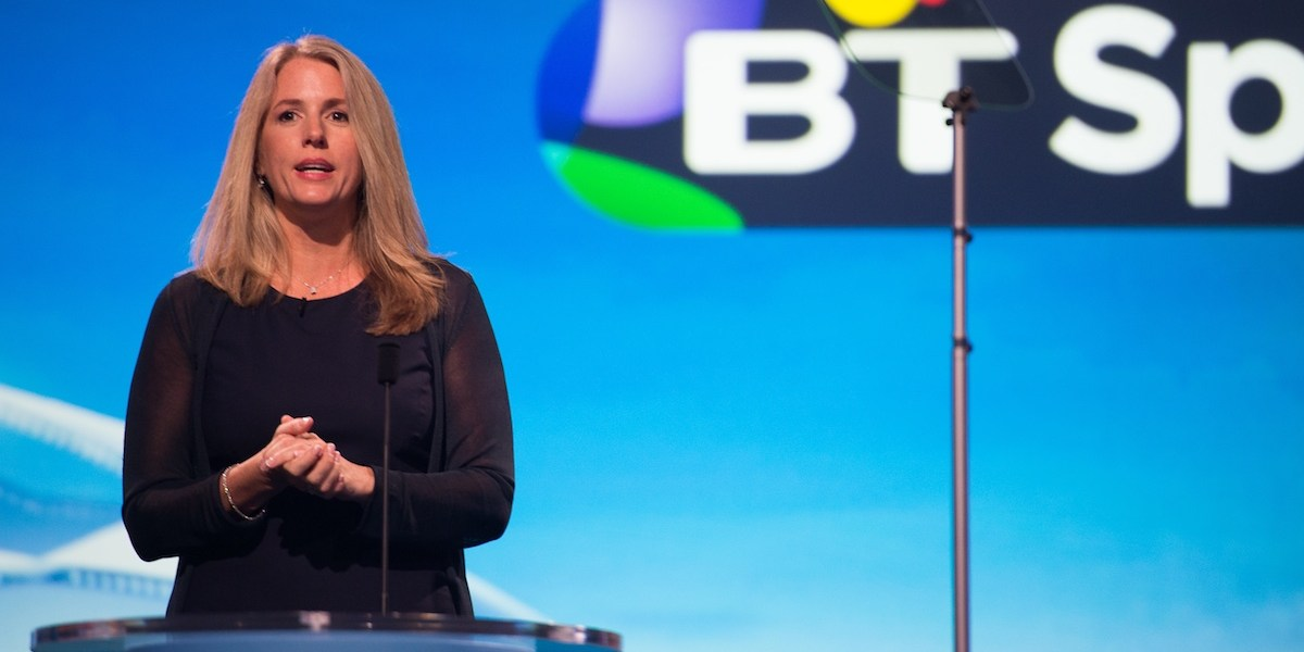 BT TV boss Delia Bushell to step down after three years