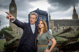 BBC Three announces new Doctor Who spin-off show