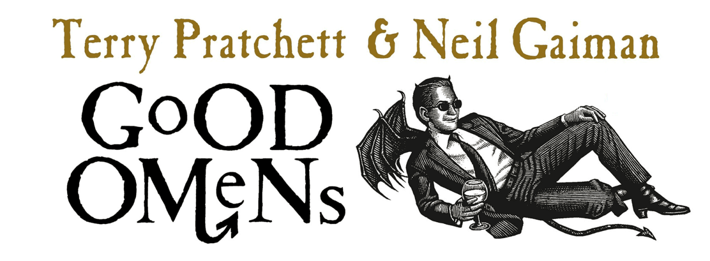 Neil Gaiman and Terry Pratchett's Good Omens to be adapted by BBC and Amazon