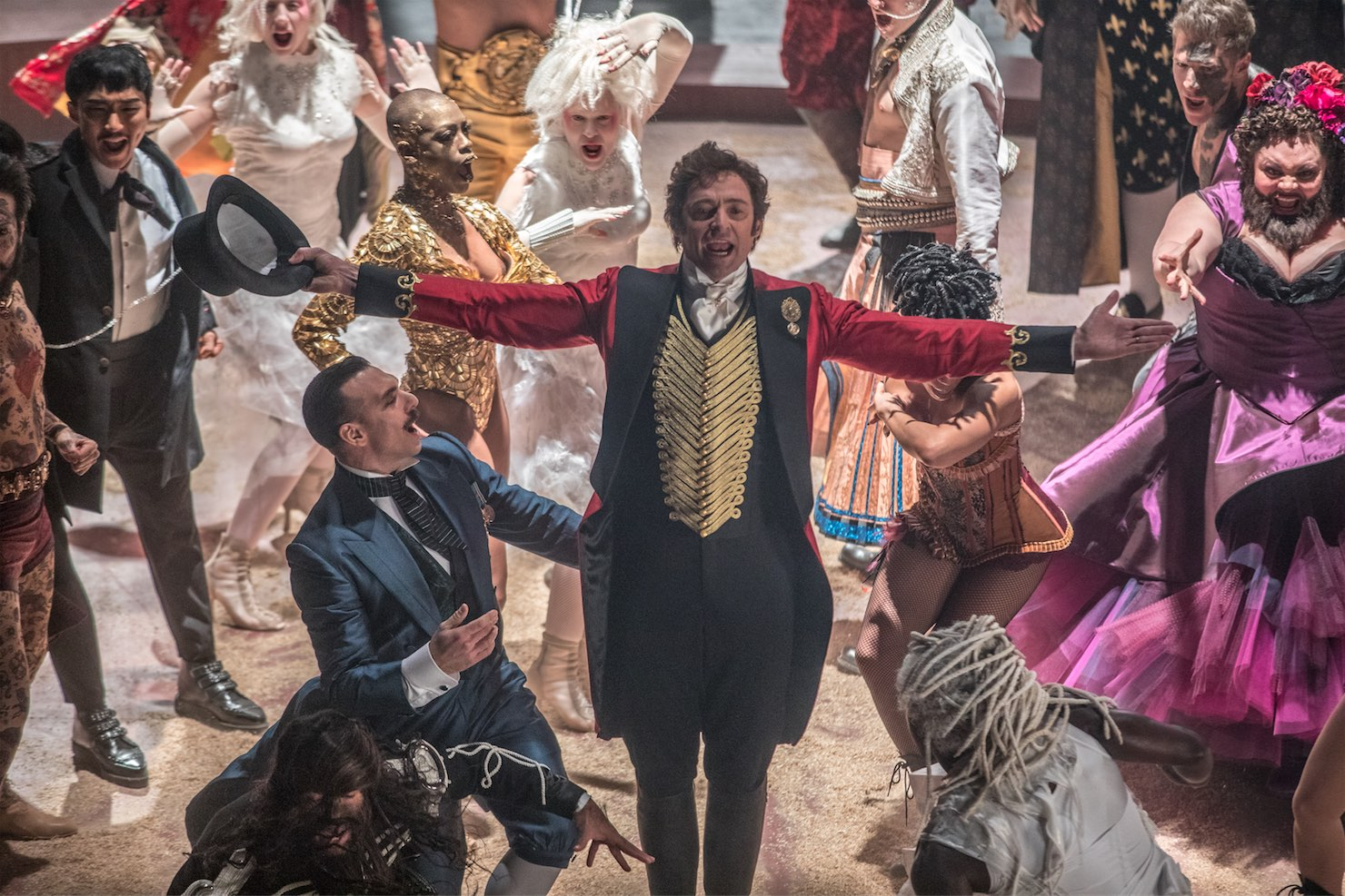 Watch Hugh Jackman Sing in The Greatest Showman Trailer