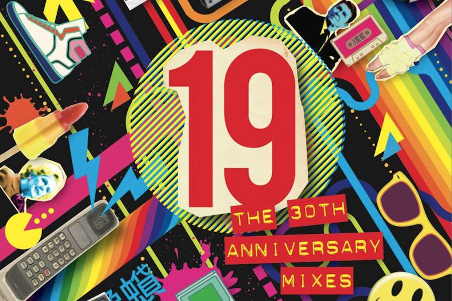 Paul Hardcastle to mark 19's 30th anniversary with special edition