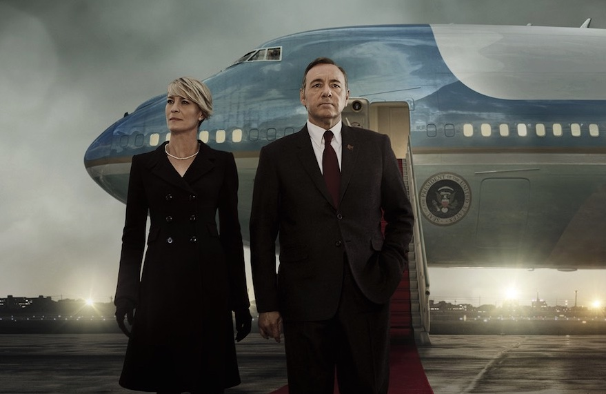 House of Cards was Netflix's first big 4K title.