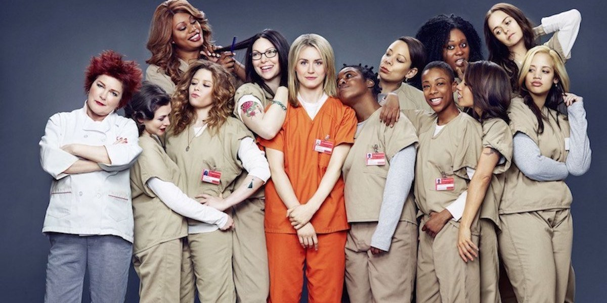 Orange is the New Black is coming to Sony Channel next month