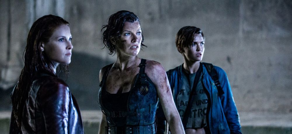 Resident Evil: The Final Chapter gets new clip and feature