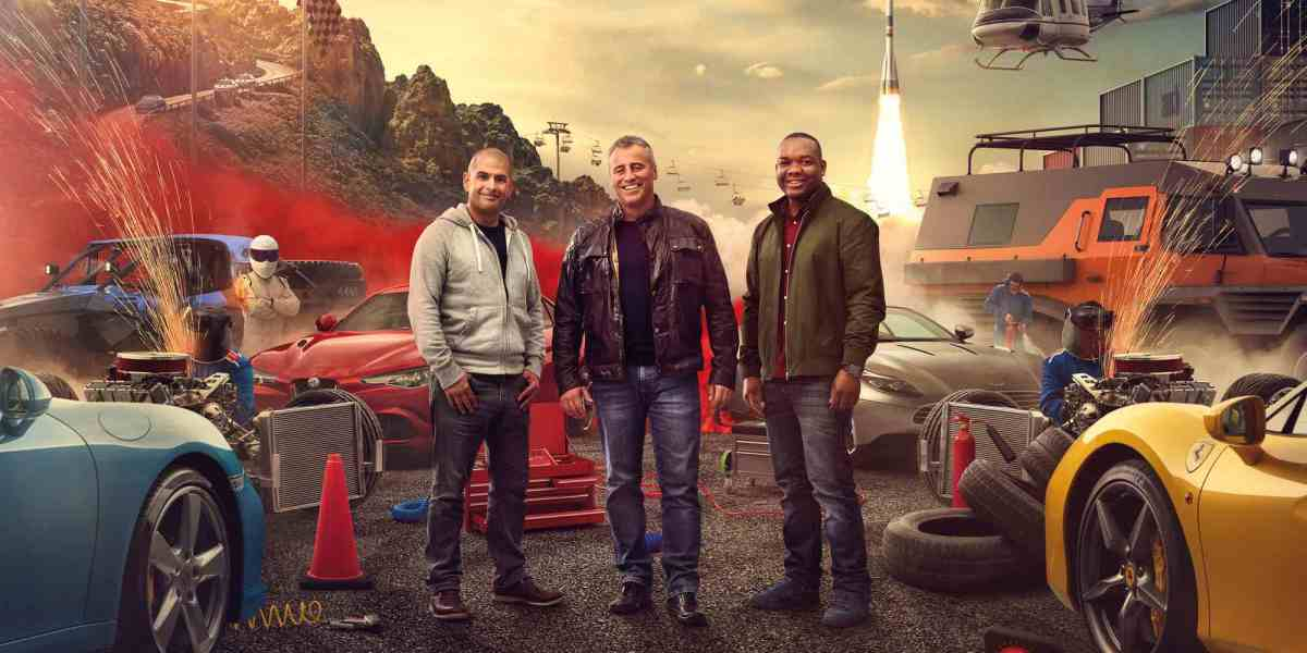 Top Gear – A new set and a thankful absence of Chris Evans makes all the difference