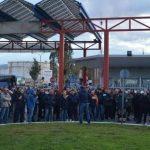 Απεργία εργολαβικών ΕΛΠΕ: Δεν έπεφτε σφυριά σήμερα στον Ασπρόπυργο