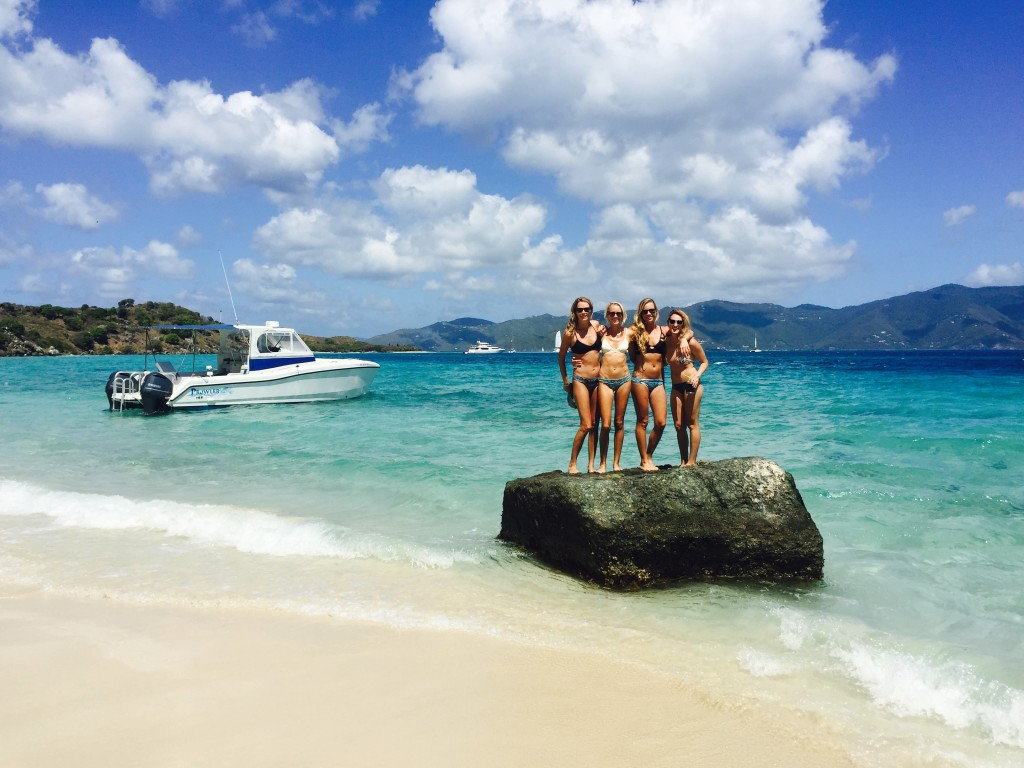 powerboat rental virgin islands