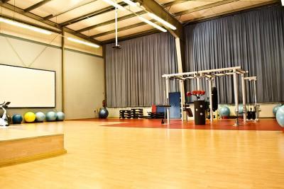 Sportraum Funktionelles Training mit Iron Cube