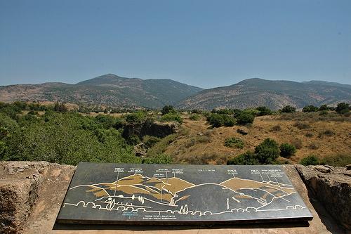 Caesarea Philippi « See The Holy Land on nazareth map, phoenicia map, capernaum map, jerusalem map, bible caesarea on a map, judea map, magdala map, qumran map, caesarea palaestina, azotus to caesarea map, mount of olives map, bethlehem map, chorazin map, antonia fortress map, philippi macedonia map, philippi bible map, colossae map, mt. tabor map, masada map, cyprus map, damascus map,