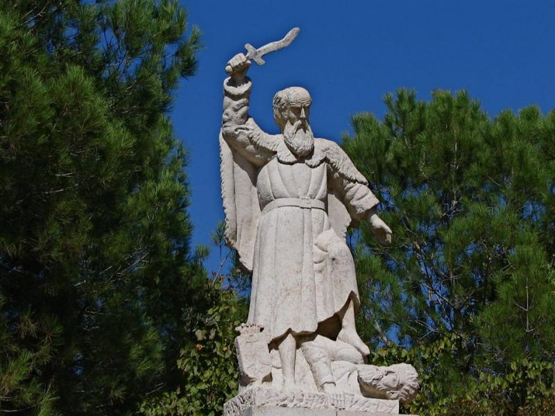 Image result for elijah slaying the prophets of baal