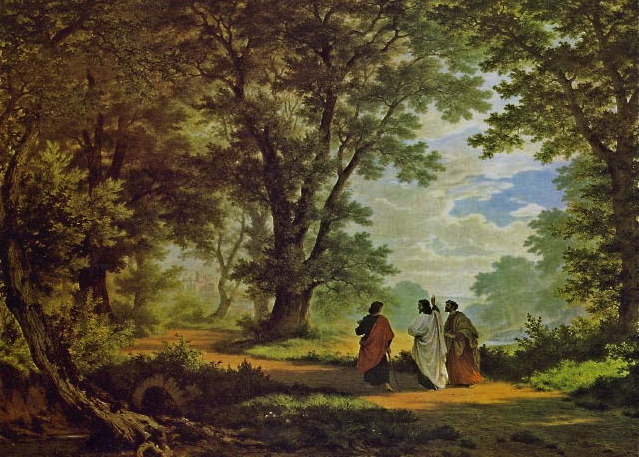 Emmaus « See The Holy Land